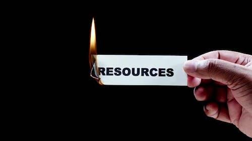 Burning Paper Writing Resources