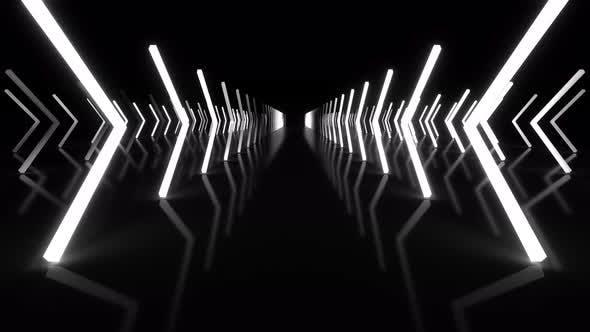 Thumbnail for Arrow Lights Vjloop