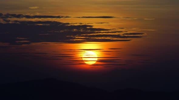 Thumbnail for Sunset Mountain
