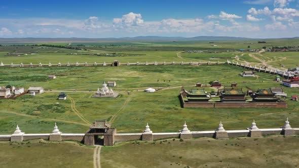 Thumbnail for Kharkhorin Erdene Zuu Kloster in der Mongolei