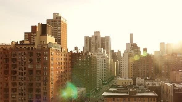 Thumbnail for Skyline Cityscape of Metropolis Buildings