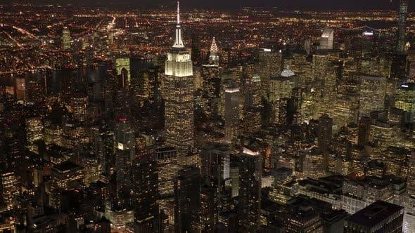 New York City Contemporary Headquarter Finance Center