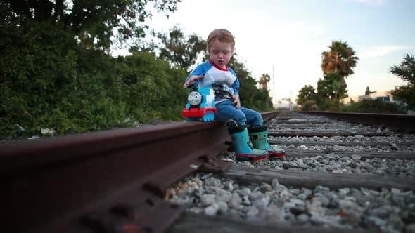 Thumbnail for Train Fun time