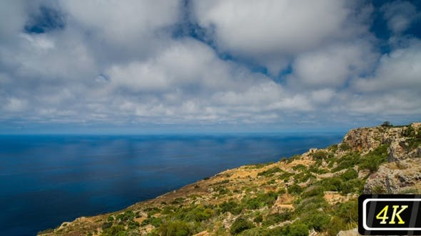 Thumbnail for Maltese Landscape with Dingli Cliffs