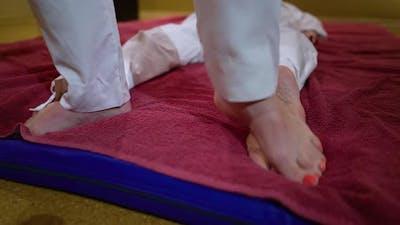 Feet on Feet Thai Massage in Spa