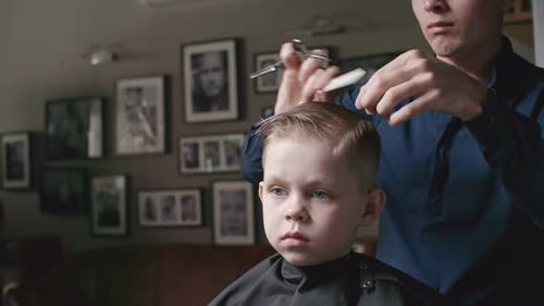 Talented Barber
