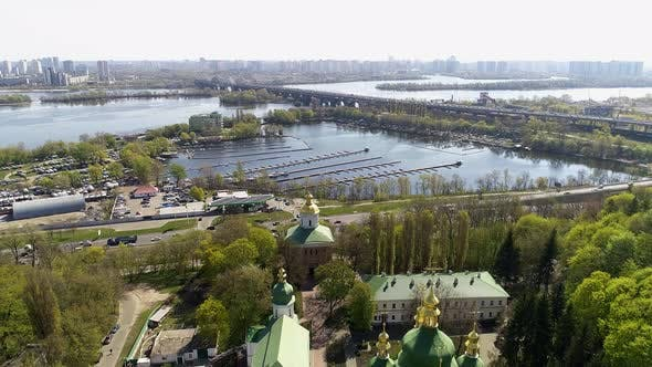 Thumbnail for View of the Dnieper River From the Botanical Garden