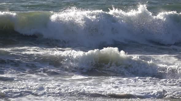 Thumbnail for Crashing Waves