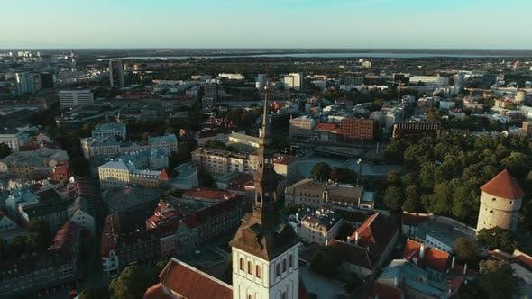 Thumbnail for Around Old Church in Tallinn
