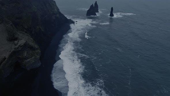 Thumbnail for Majestic Pillars and Crashing Waves