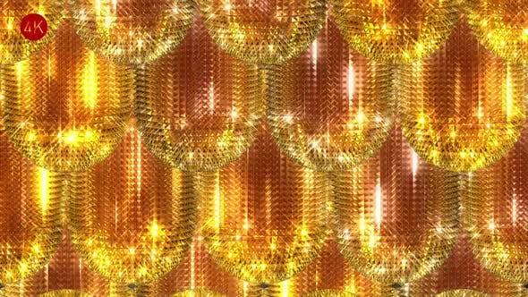 Золотые алмазные капсулы 1
