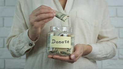 Donate Support.