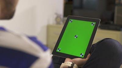 Watching on an iPad