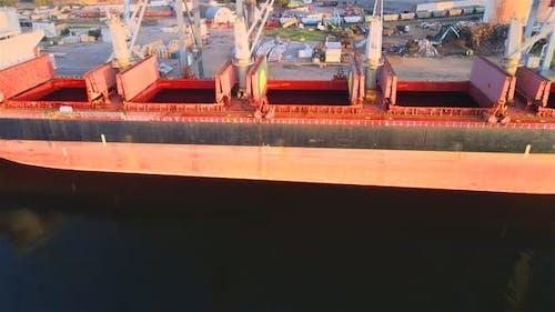 Bulker ship