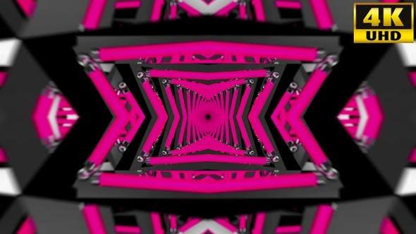 Thumbnail for Kaleidoscope Vj Loops Pack V78