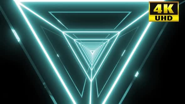 Thumbnail for 5 Triangular Vj Loop Pack