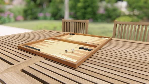 Cover Image for Backgammon
