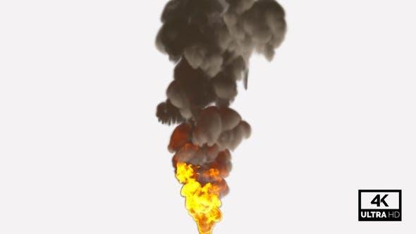 The Biggest Flamethrower Rising