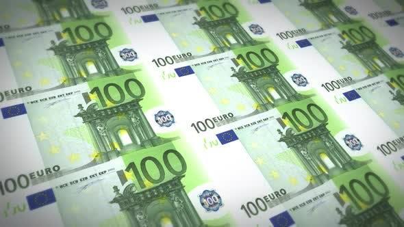 Thumbnail for Geld Euro-Banknoten