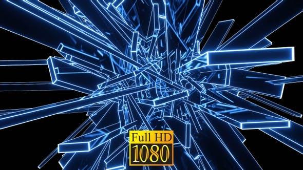 Magic Glass Blue HD
