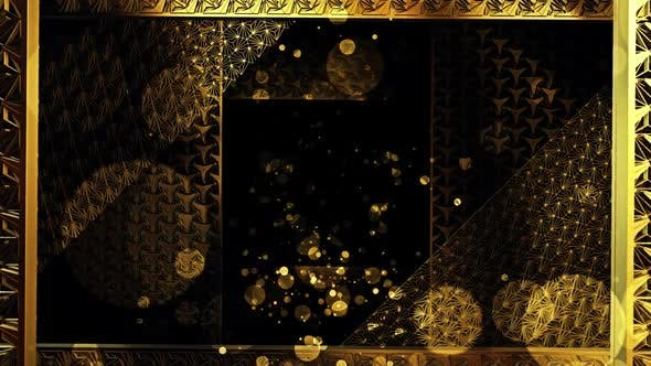 Thumbnail for Pattern Moving For Decoration Style Gatsby Art Deco 02 HD