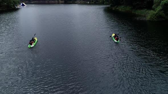 Thumbnail for Kayaking