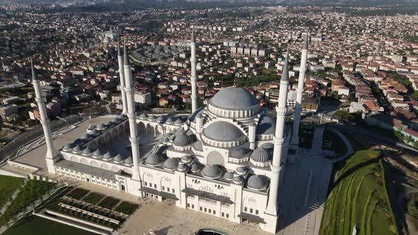 Thumbnail for Ottoman Historical Antique Style Modern Turkish  Islamic Muslim Mosque