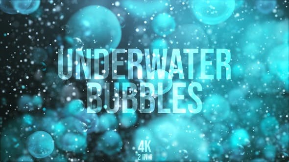 Thumbnail for Underwater Bubbles