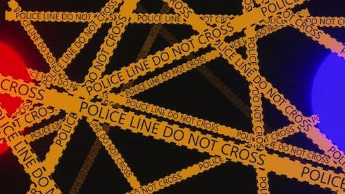 Polizei-Linie 01 4k