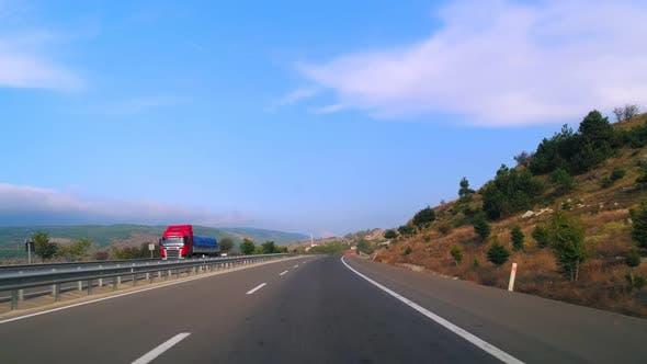 Thumbnail for Car Driving