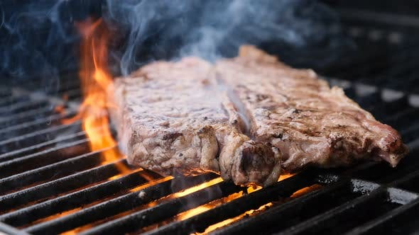 Thumbnail for Grilling Steaks