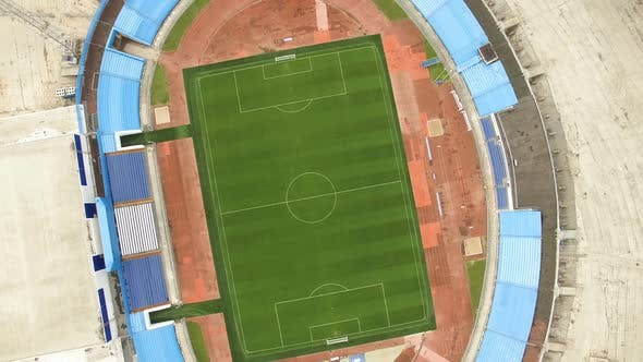 Thumbnail for Aerial View To Green Stadium