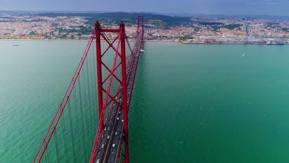 Thumbnail for Cars Traffic on the Bridge