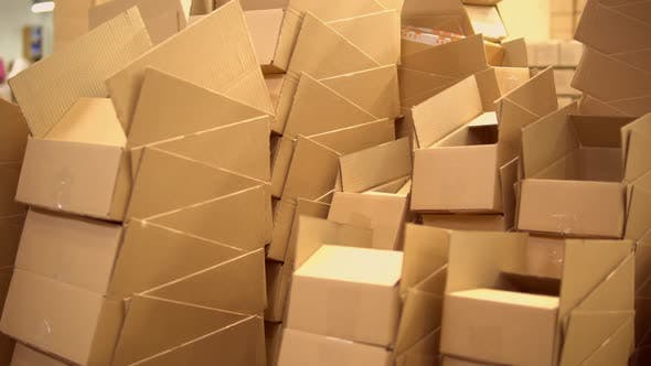 Thumbnail for Warehouse with Packing Material