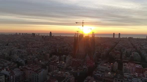 Thumbnail for Sunrise in Barcelona