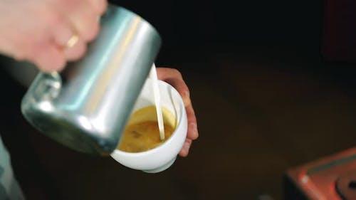 Art of Making Cappuccino