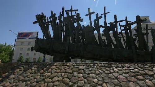 Denkmal für die Gefallenen und Ermordeten im Osten