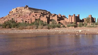 Kasbah Ait Ben Haddou in Morocco