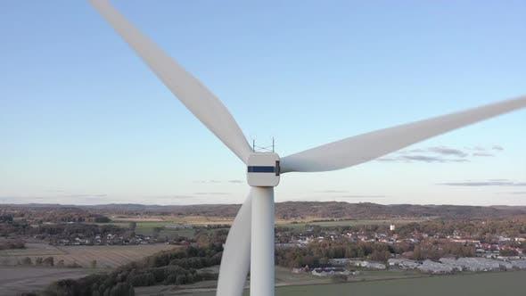 Thumbnail for Wind Turbine Aerial Crane Rise