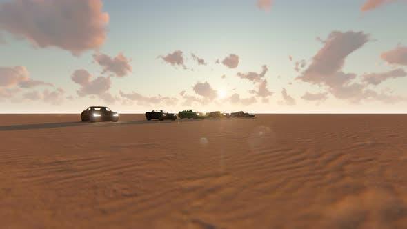 Thumbnail for 4K Sport Cars Racing