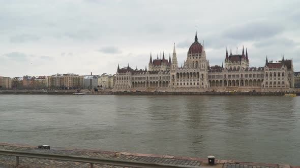 Thumbnail for The Hungarian Parliament on the Banks of the Danube