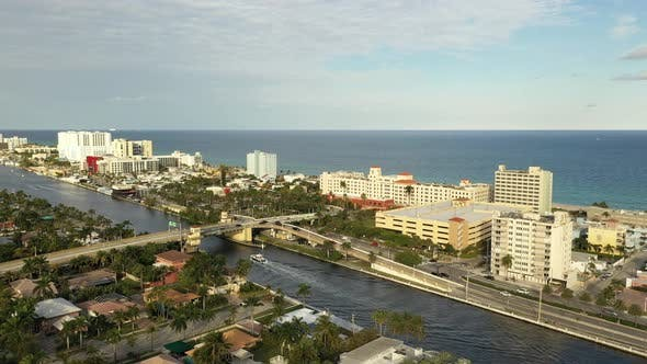Thumbnail for Hollywood Beach Florida Travel Destination