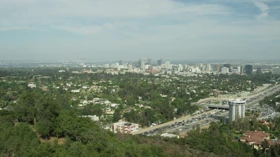 Westwood panoramic view