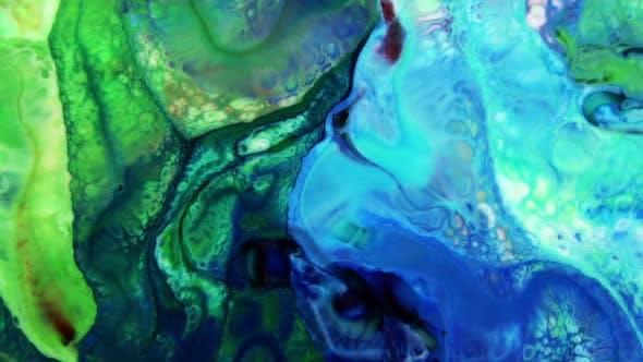 Thumbnail for Abstrakte Impressionismus Aquarell Hintergrund Textur 12