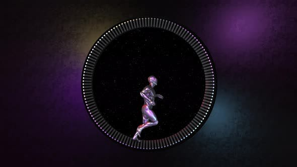 Spacemen Running