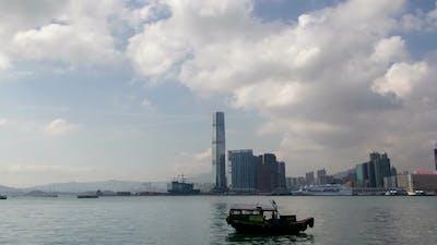 Hyperlapse Hong Kong
