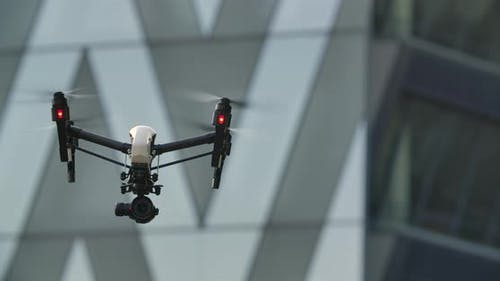 Medium Size Drone for Filmmaking