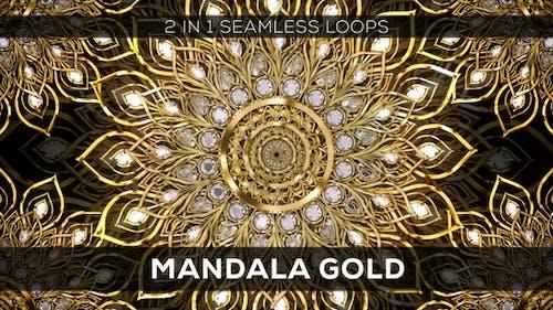 Mandala Gold