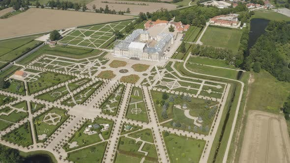 Royal Landscape Design, Rundale Latvia