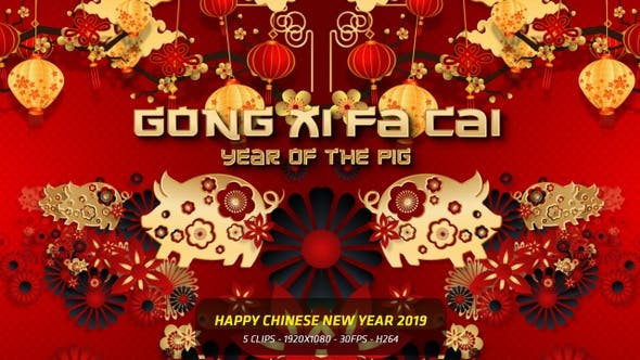 Thumbnail for Happy Chinese New Year 2019
